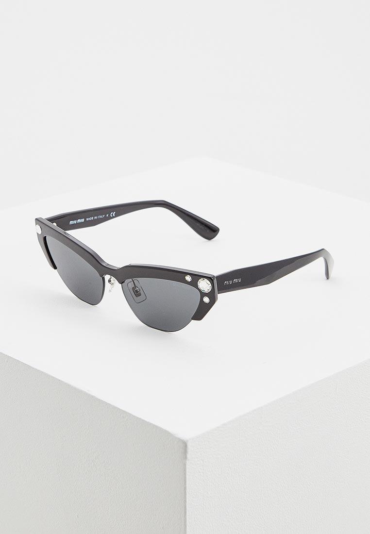 Женские солнцезащитные очки Miu Miu 0MU 04US
