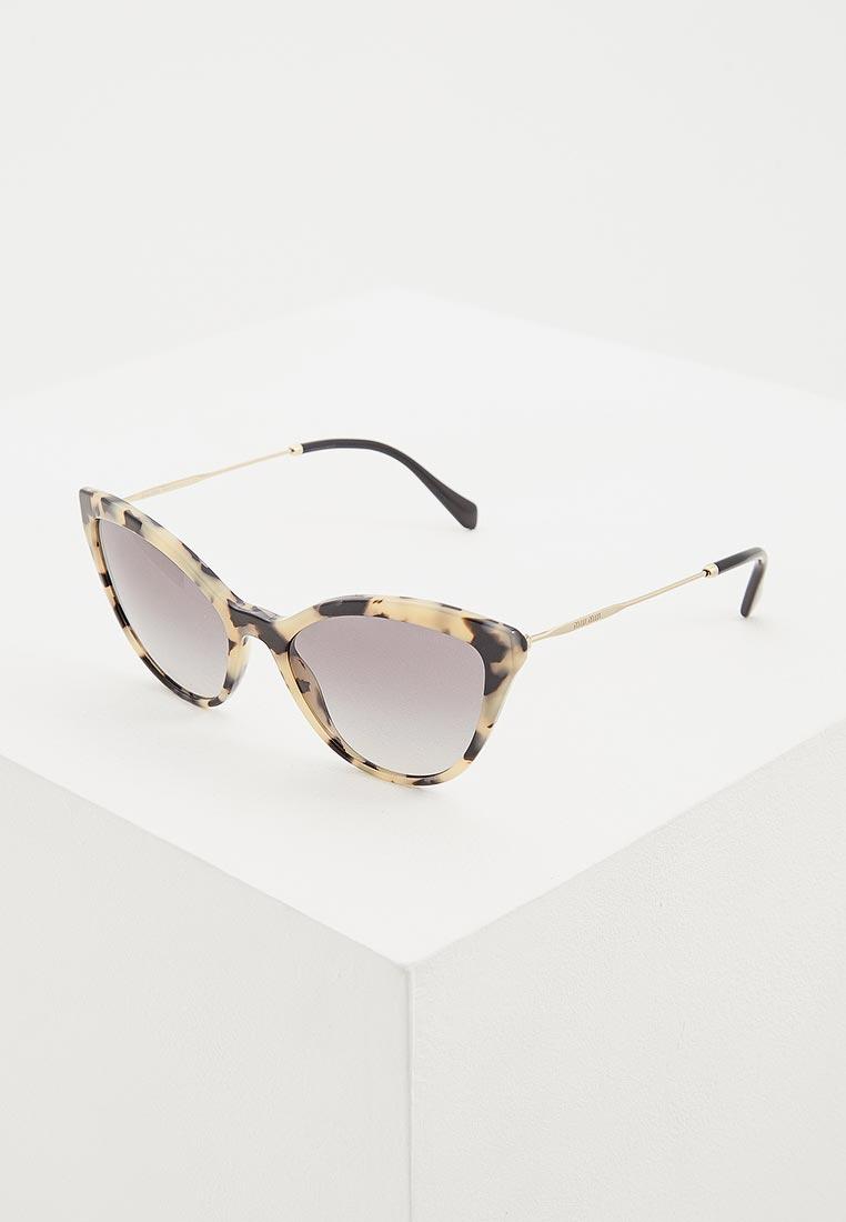 Женские солнцезащитные очки Miu Miu 0MU 03US