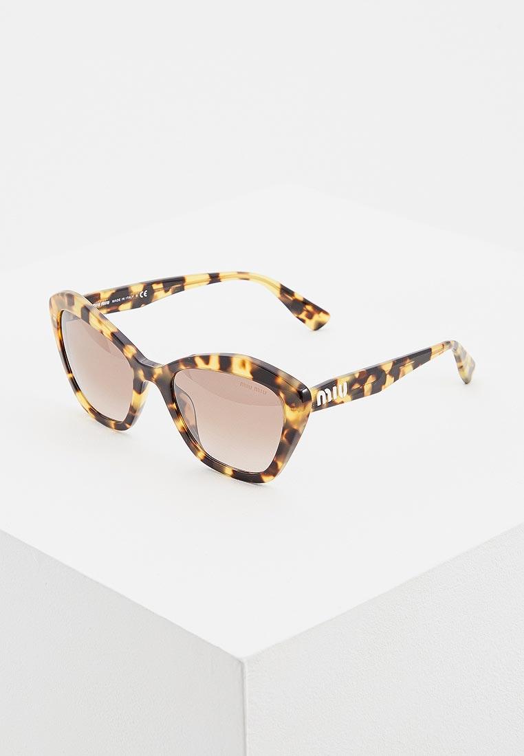 Женские солнцезащитные очки Miu Miu 0MU 05US