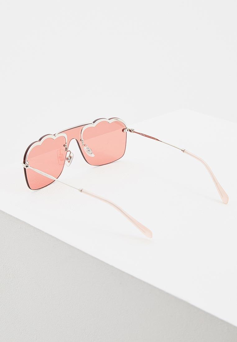 Женские солнцезащитные очки Miu Miu 0MU 55US: изображение 3