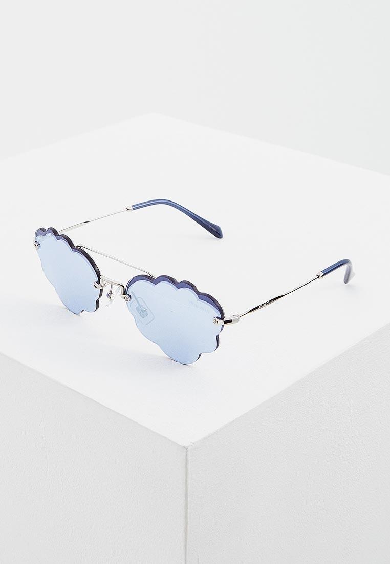 Женские солнцезащитные очки Miu Miu 0MU 57US