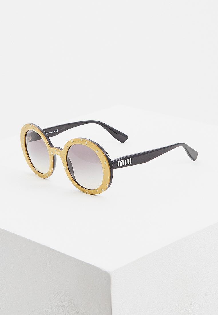 Женские солнцезащитные очки Miu Miu 0MU 06US