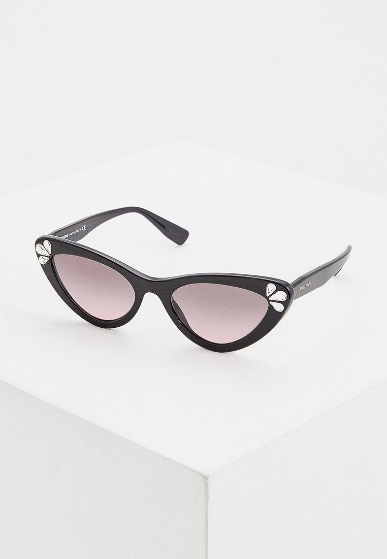Женские солнцезащитные очки Miu Miu 0MU 01VS