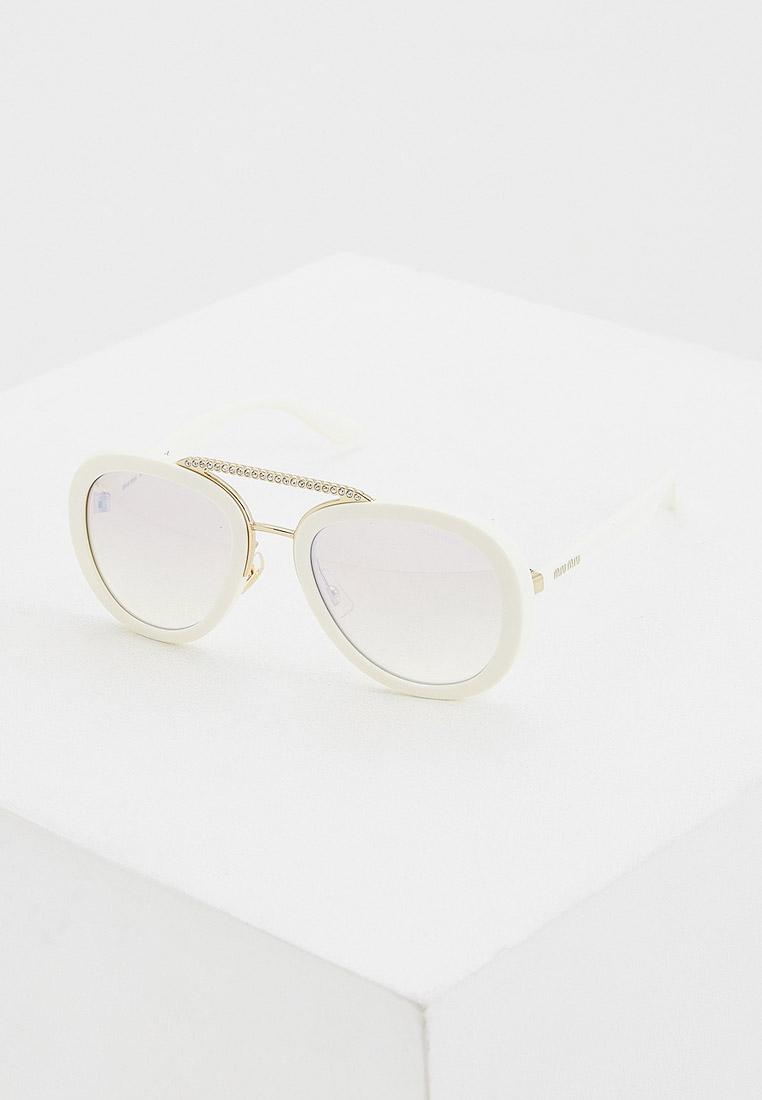Женские солнцезащитные очки Miu Miu 0MU 05VS