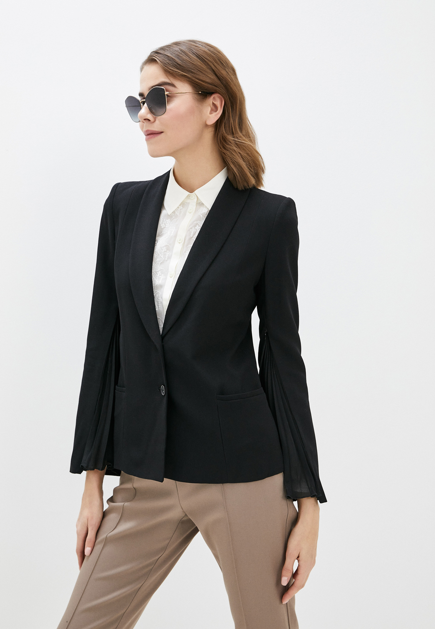 Женские солнцезащитные очки Miu Miu 0MU 60VS