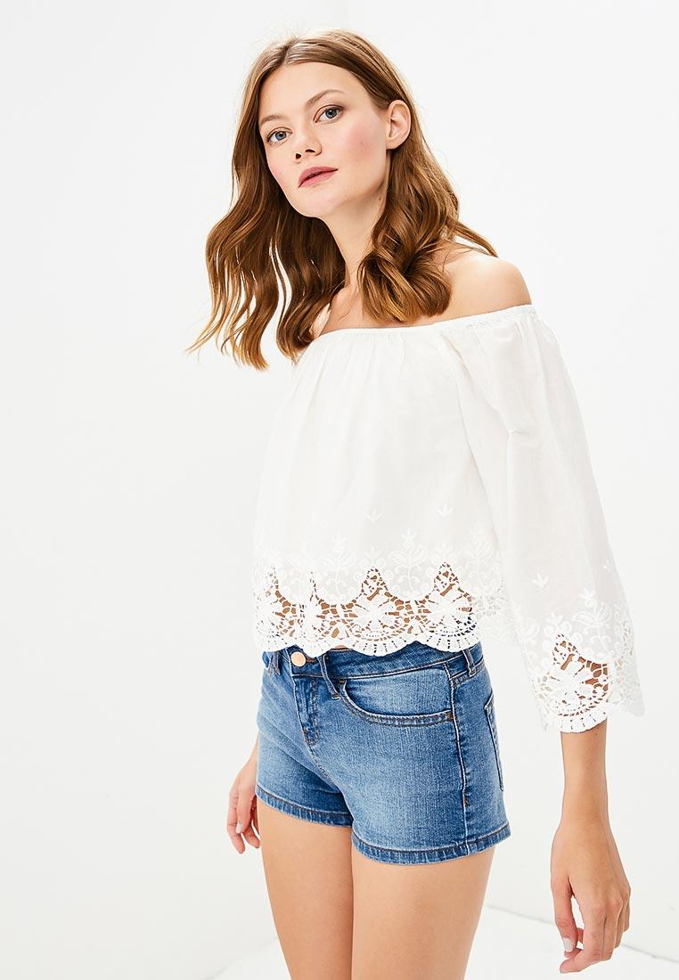 Блуза Miss Selfridge 15H21XWHT