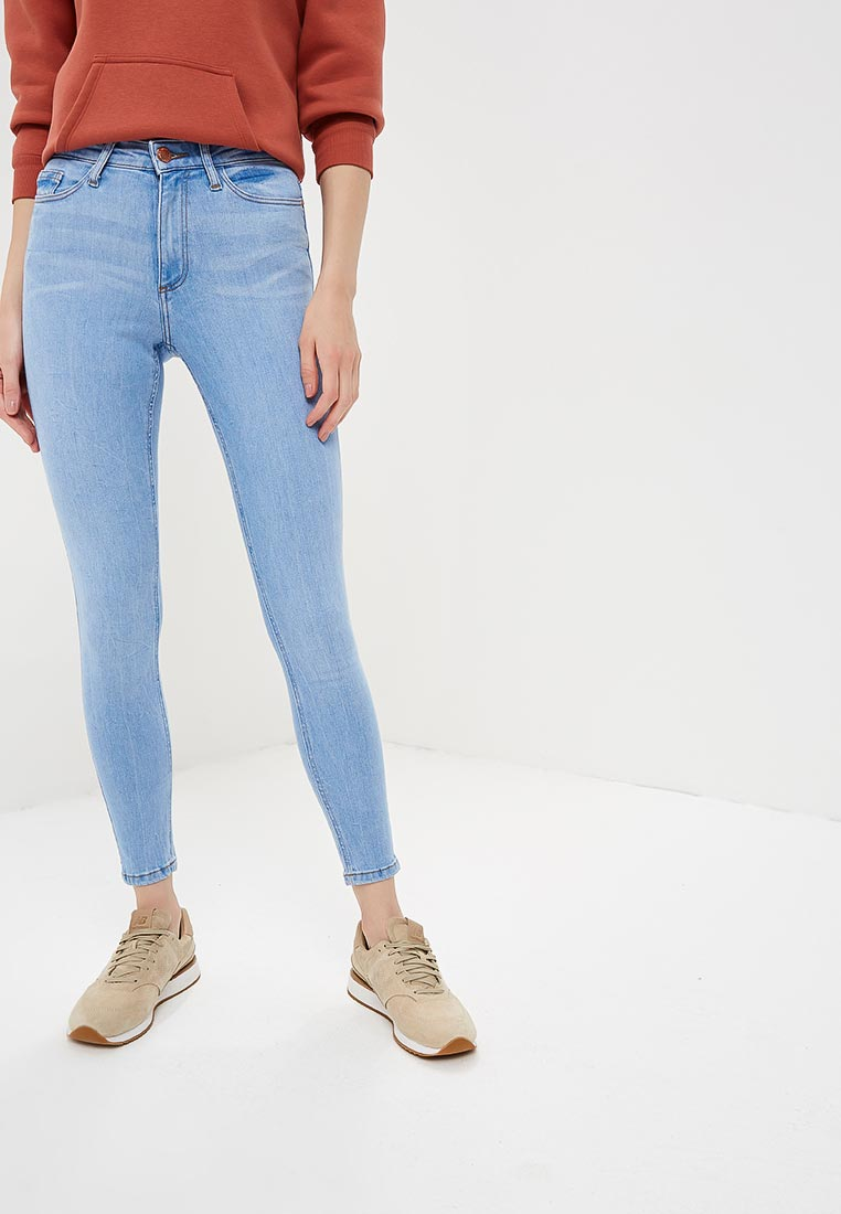 Зауженные джинсы Miss Selfridge 17A09WBLU