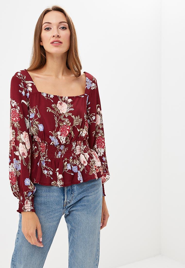 Блуза Miss Selfridge 15I19XBLK