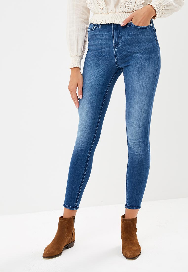 Зауженные джинсы Miss Selfridge 17A17WMDT