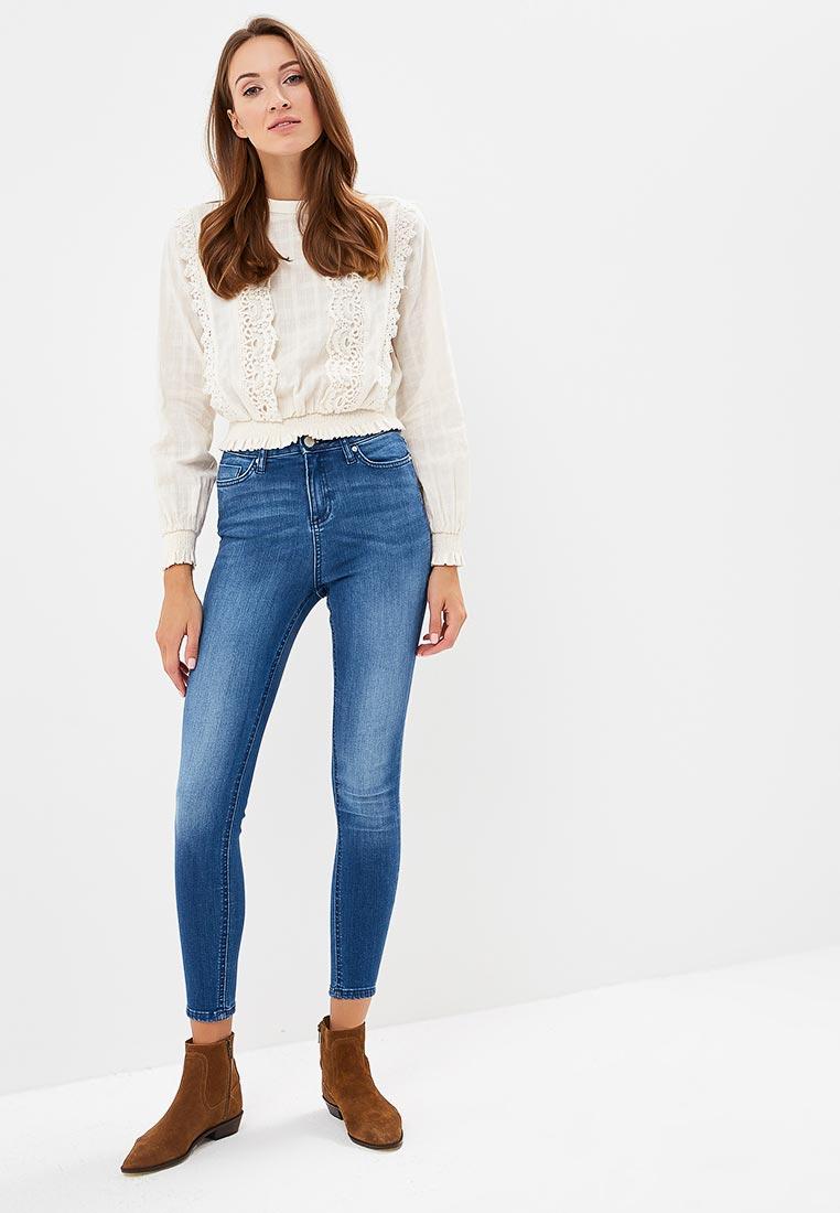 Зауженные джинсы Miss Selfridge 17A17WMDT: изображение 2