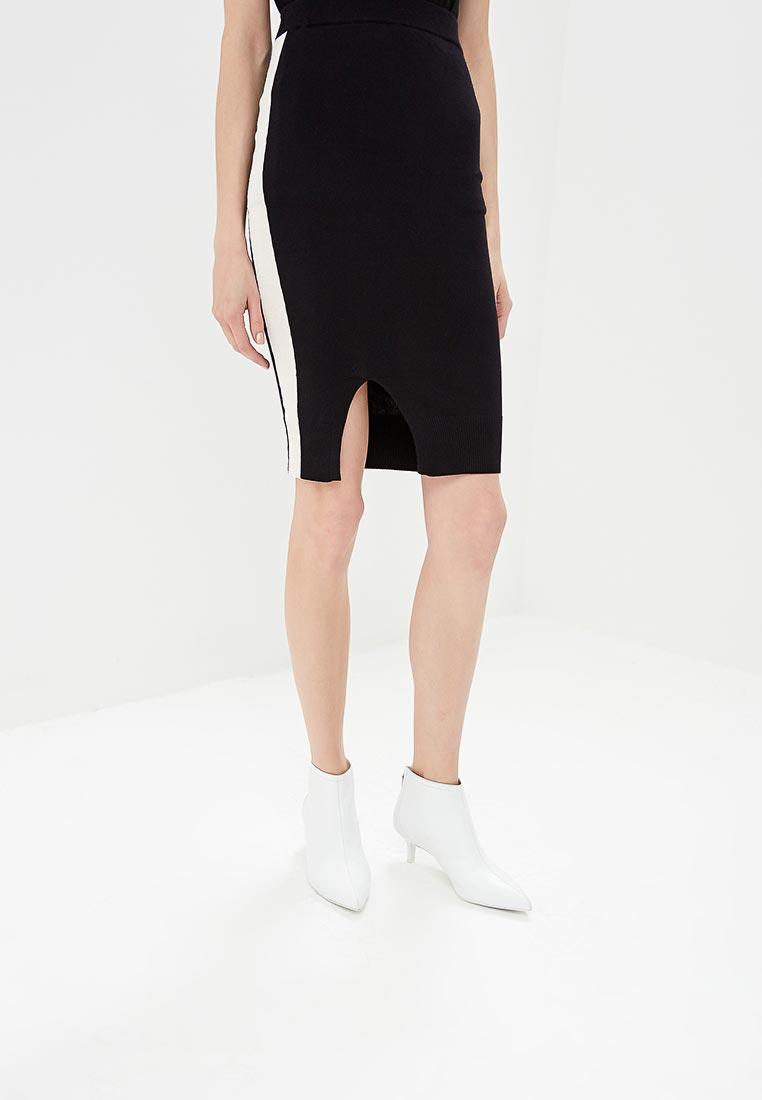 Узкая юбка Miss Selfridge 13D04XBLK