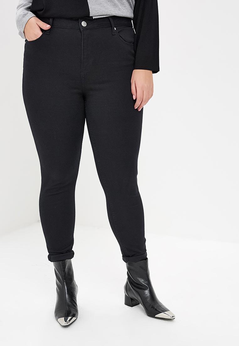 Зауженные джинсы Miss Selfridge 17A19WBLK