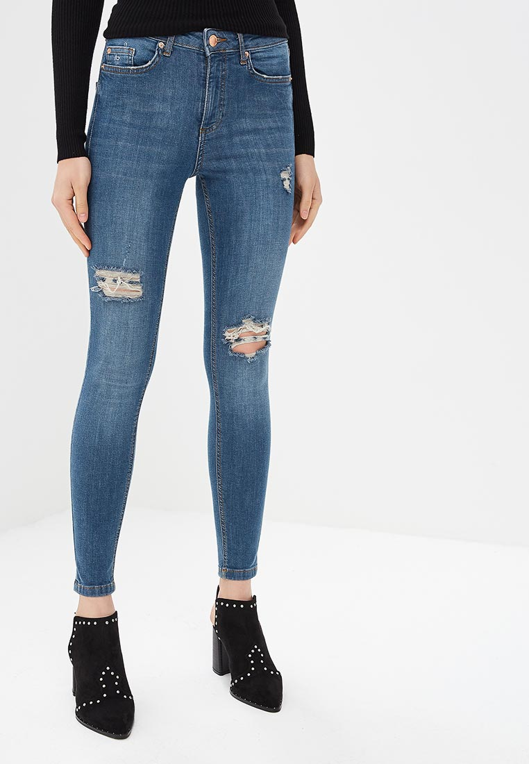 Зауженные джинсы Miss Selfridge 17A28WMDT