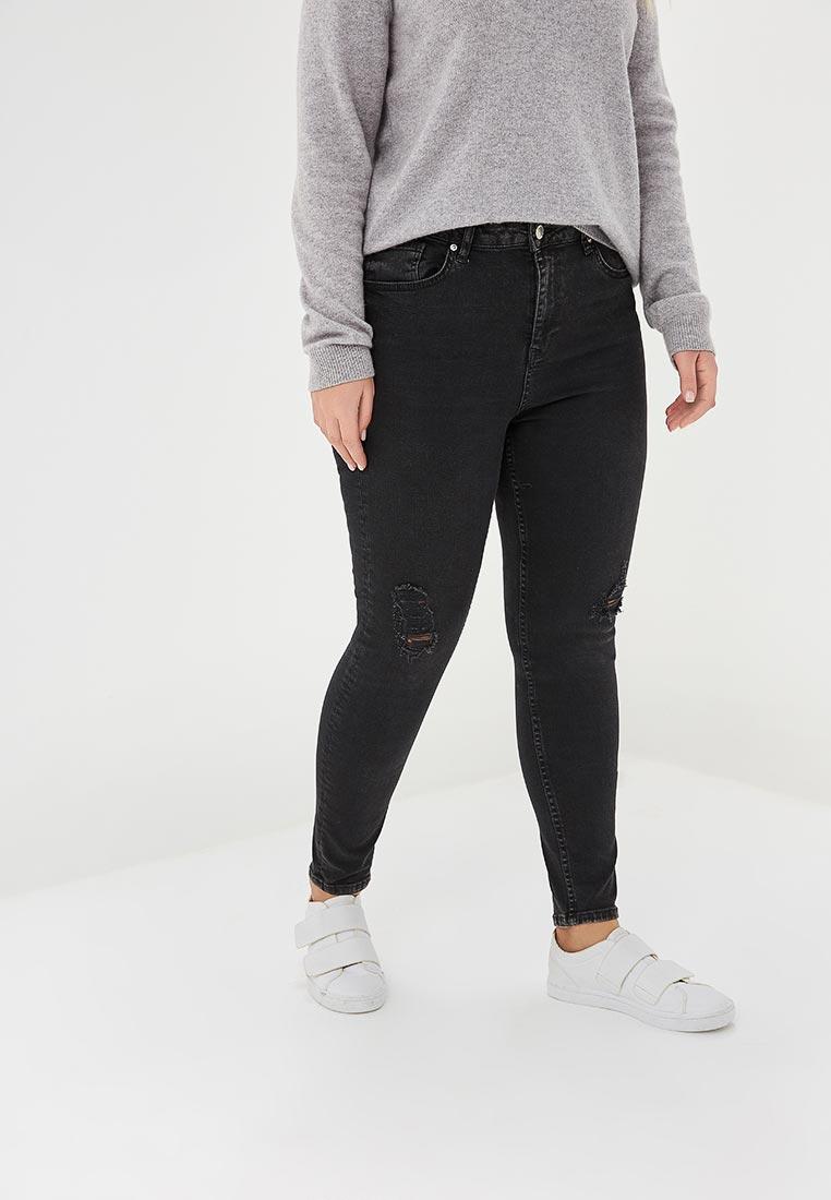 Зауженные джинсы Miss Selfridge 17A16XBLK