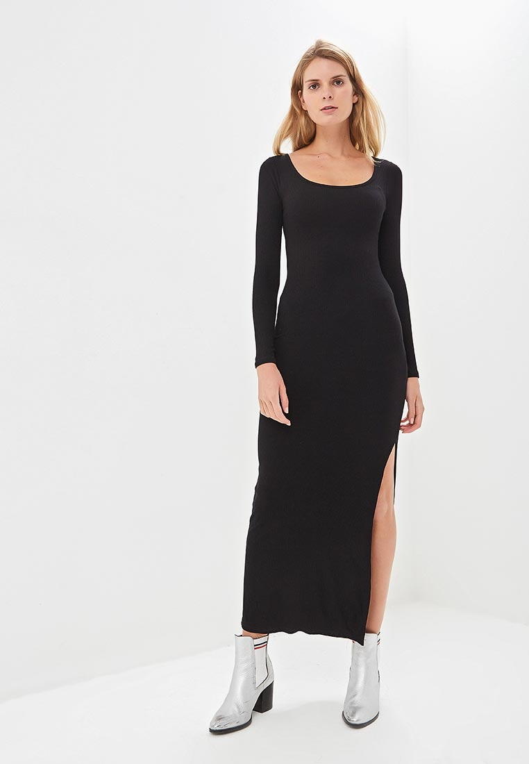 Вязаное платье Miss Selfridge 18K04XBLK