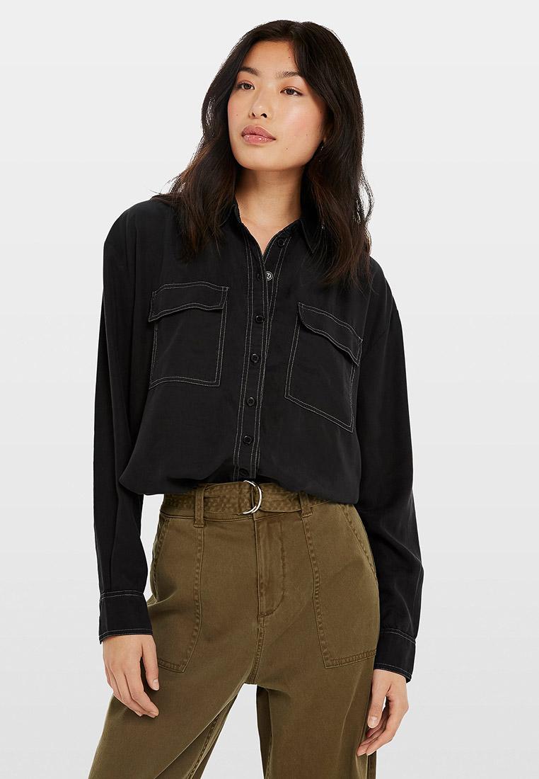 Женские рубашки с длинным рукавом Miss Selfridge 15L91XBLK