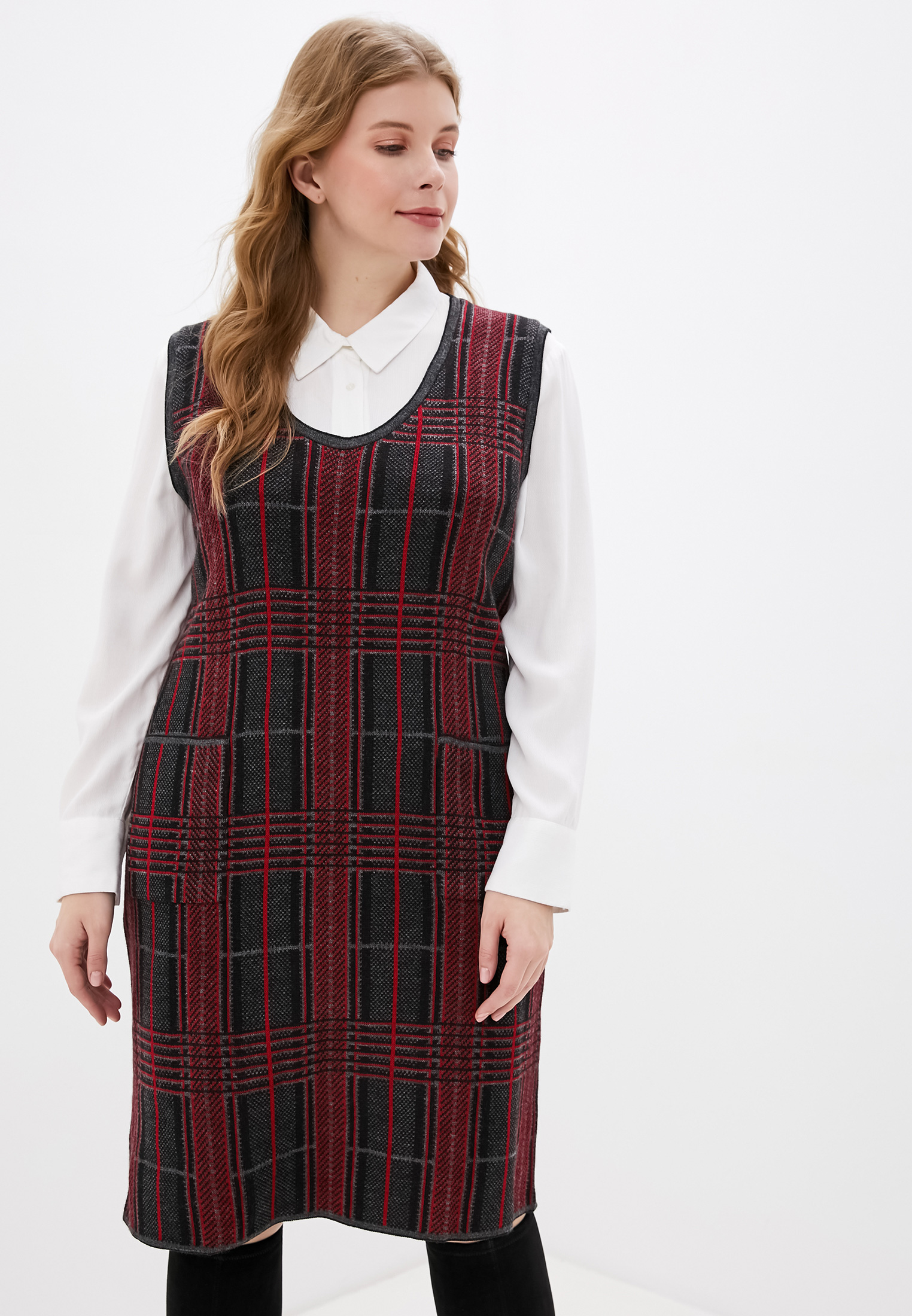 Повседневное платье Milana Style 2015