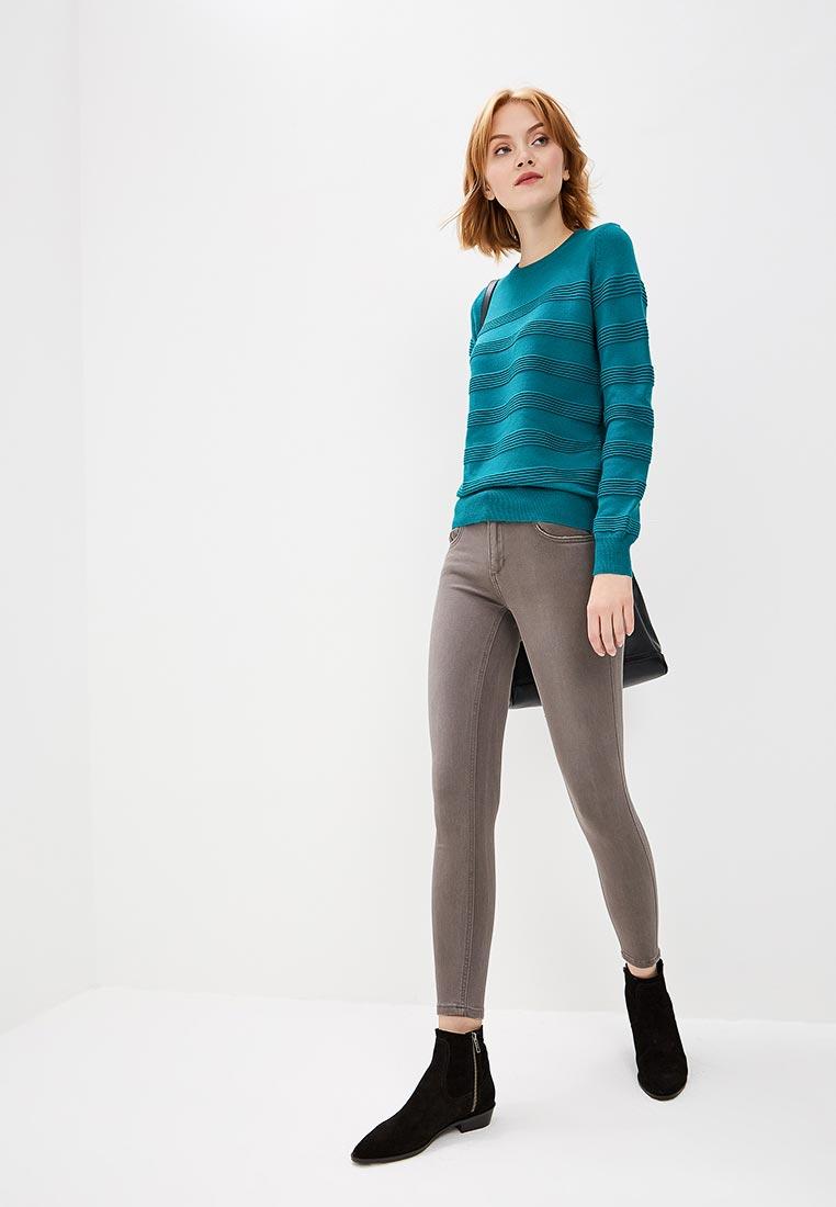 Зауженные джинсы Miss Bon Bon B001-H6950-36: изображение 2