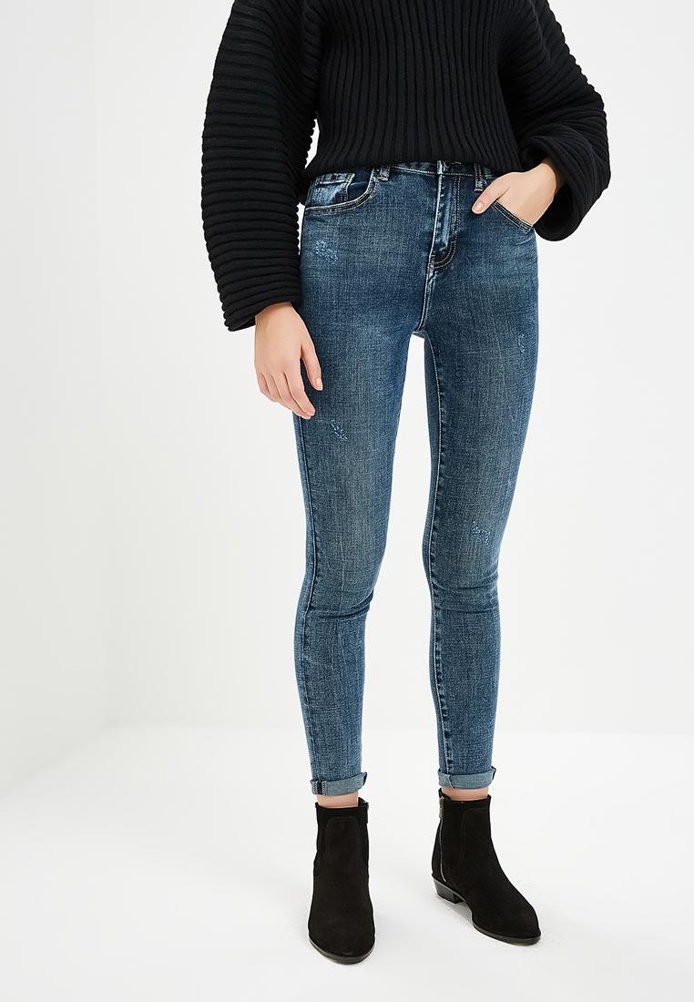 Зауженные джинсы Miss Bon Bon B001-H7236