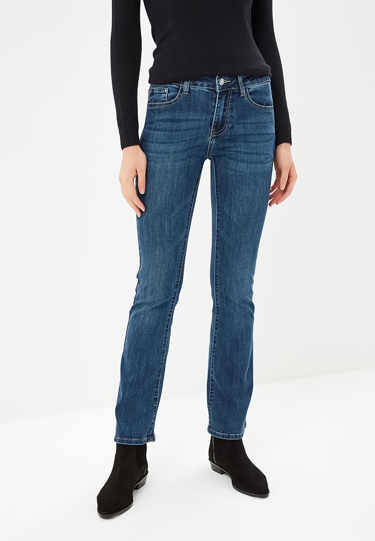 Широкие и расклешенные джинсы Miss Bon Bon B001-Z2269