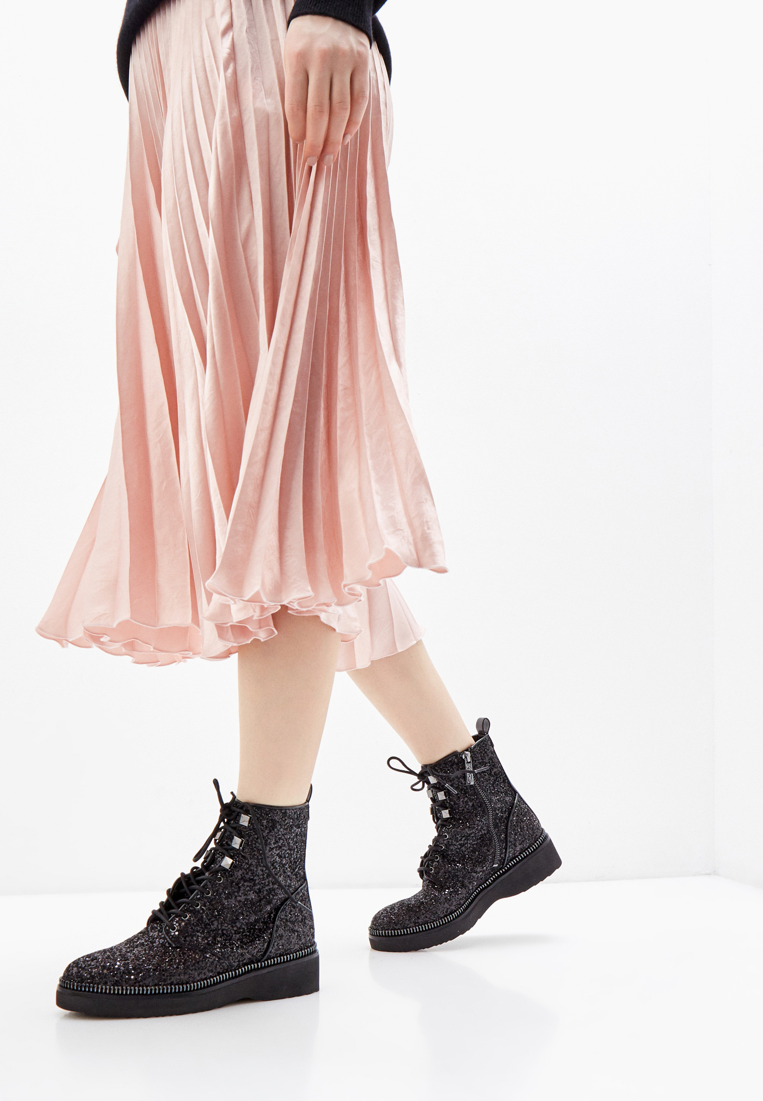 Женские ботинки MICHAEL Michael Kors 40R1HSFE5D