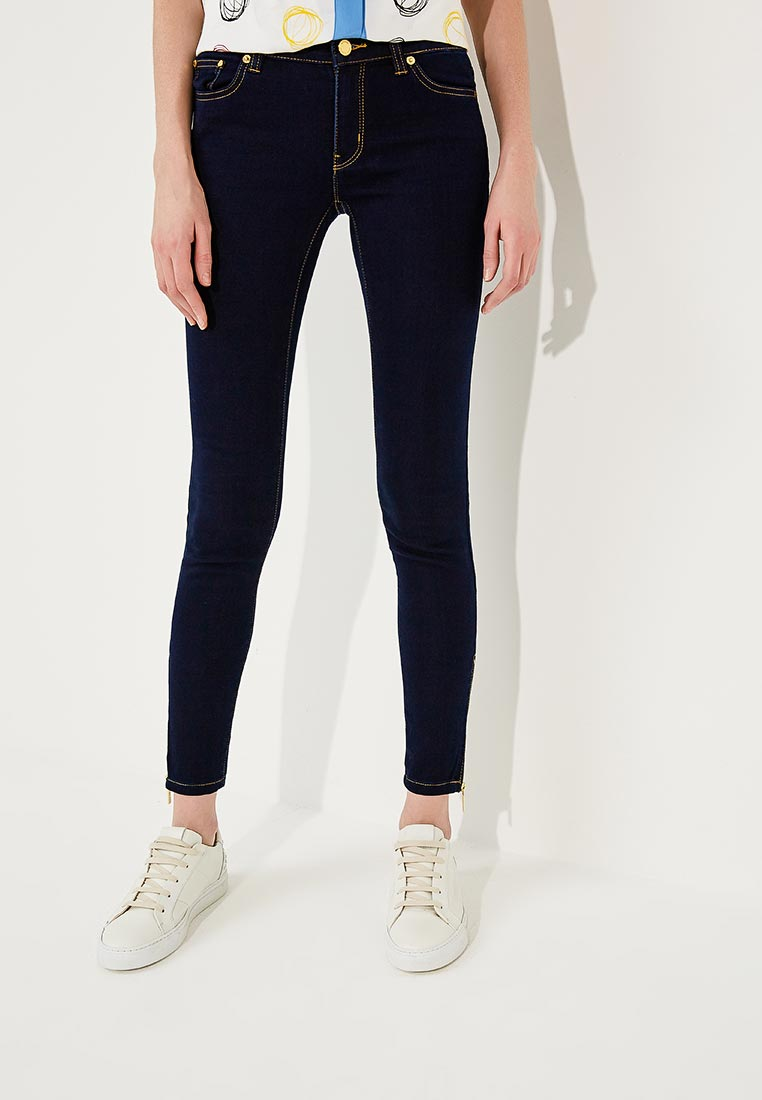 Зауженные джинсы MICHAEL Michael Kors MB99CFSKA9: изображение 1