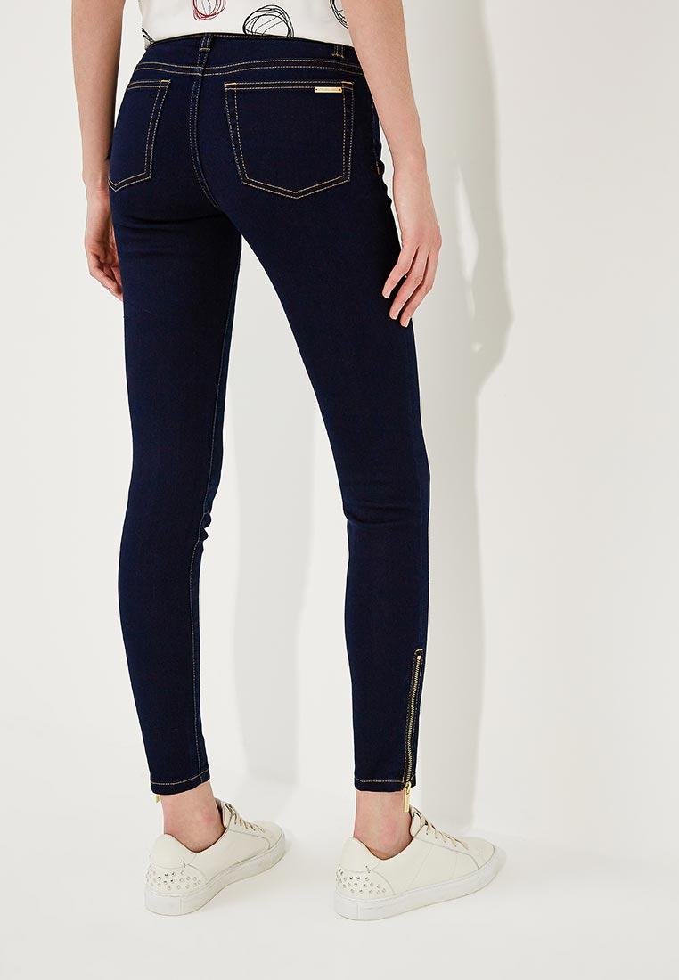 Зауженные джинсы MICHAEL Michael Kors MB99CFSKA9: изображение 3