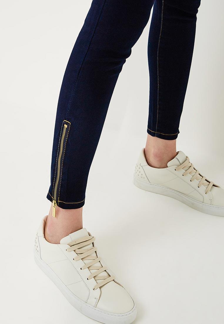 Зауженные джинсы MICHAEL Michael Kors MB99CFSKA9: изображение 4