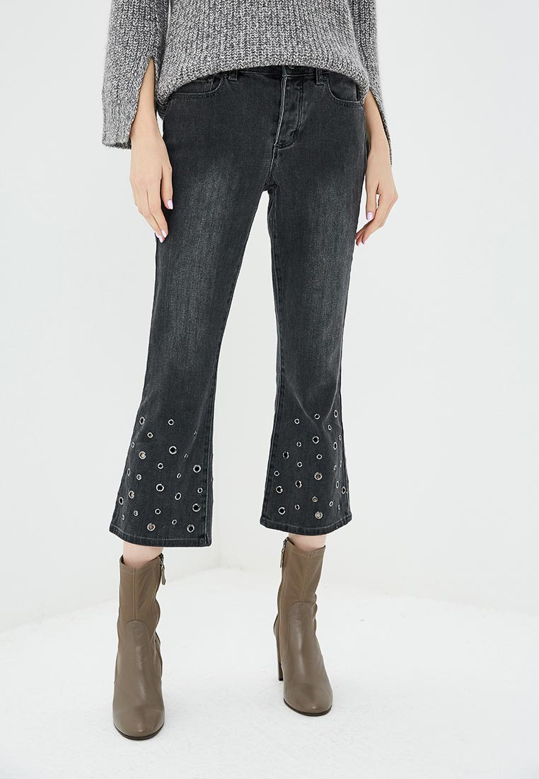 Широкие и расклешенные джинсы MICHAEL Michael Kors MF89CR47GM