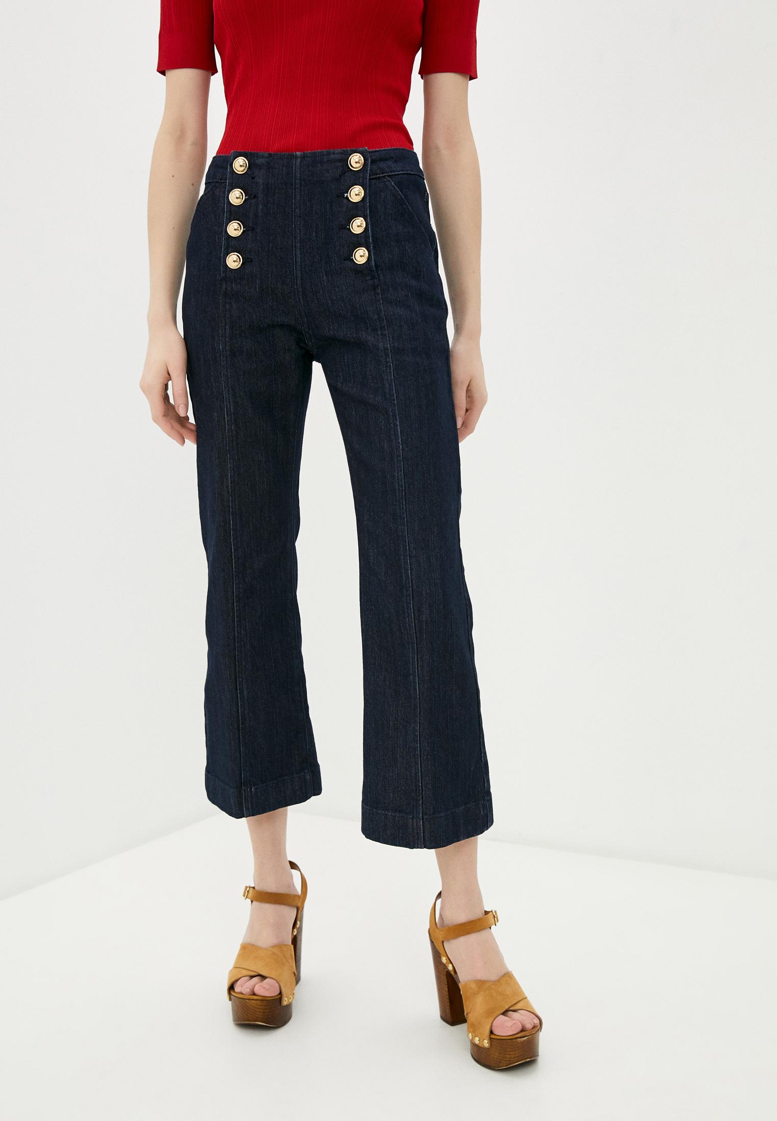 Широкие и расклешенные джинсы MICHAEL Michael Kors MS19003M24