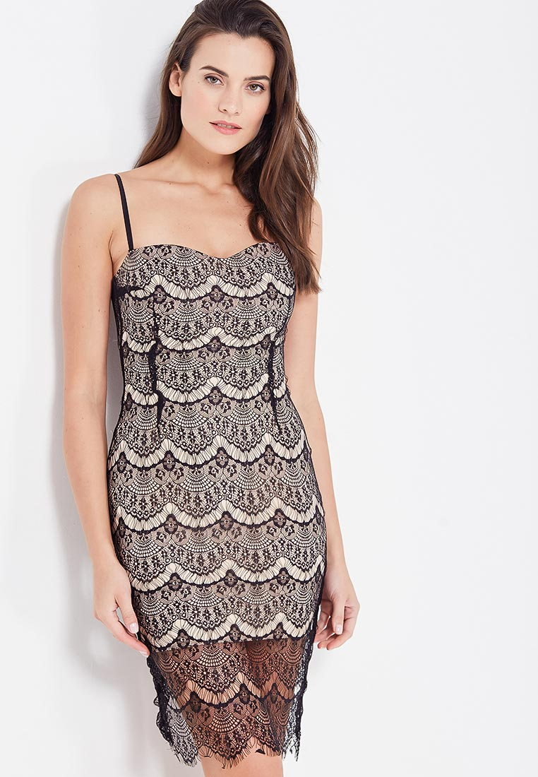 Вечернее / коктейльное платье MiraSezar Эмма: изображение 1
