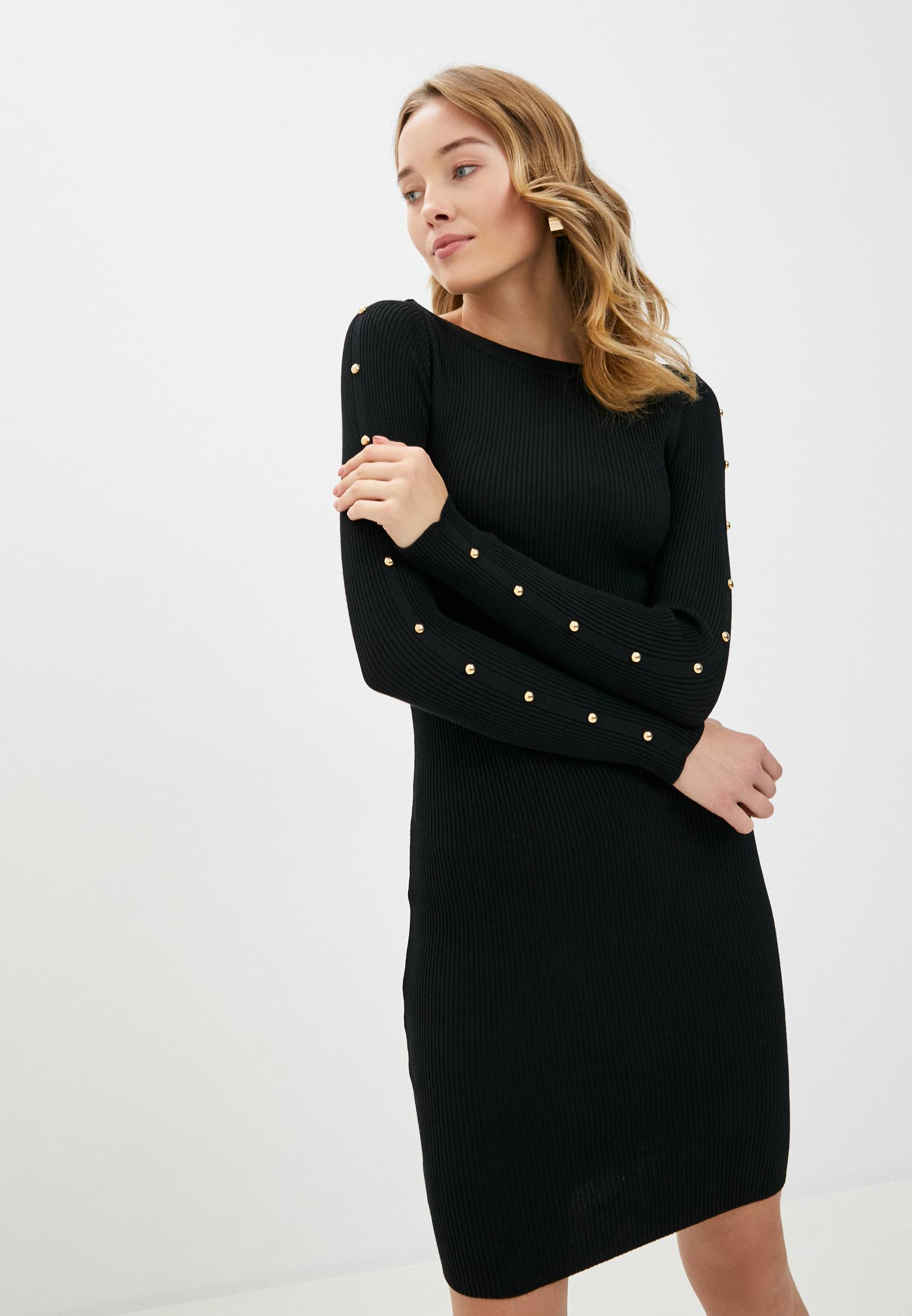 Вязаное платье Miss Gabby 8045