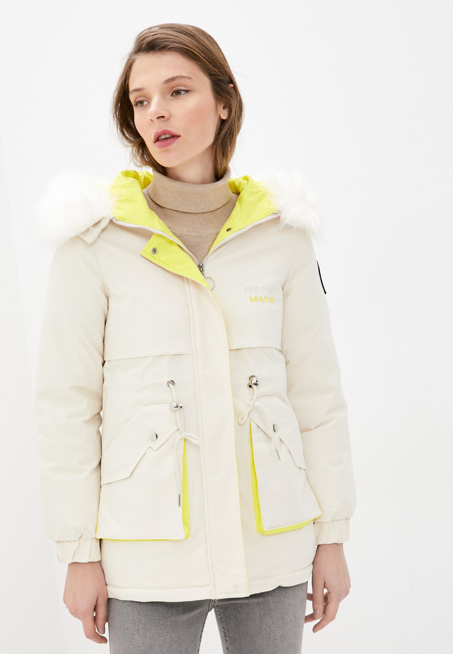 Утепленная куртка Miss Gabby 822