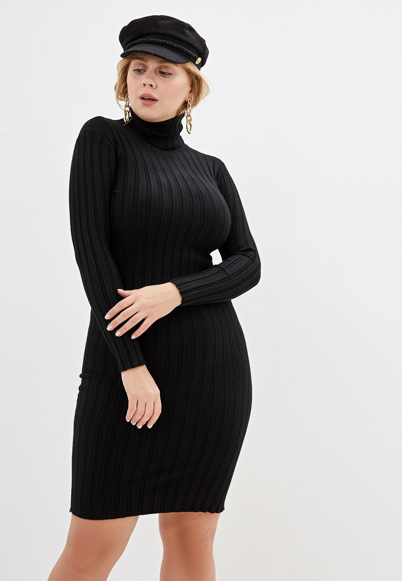 Вязаное платье Miss Gabby 1637