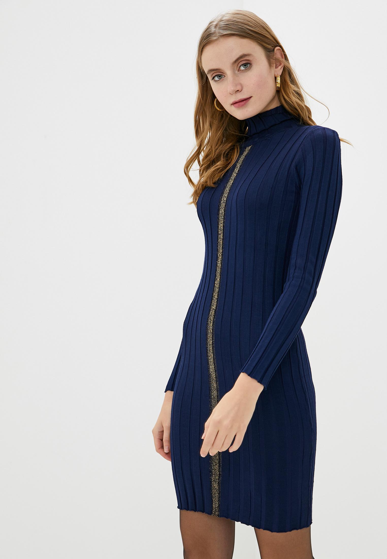Вязаное платье Miss Gabby 8211