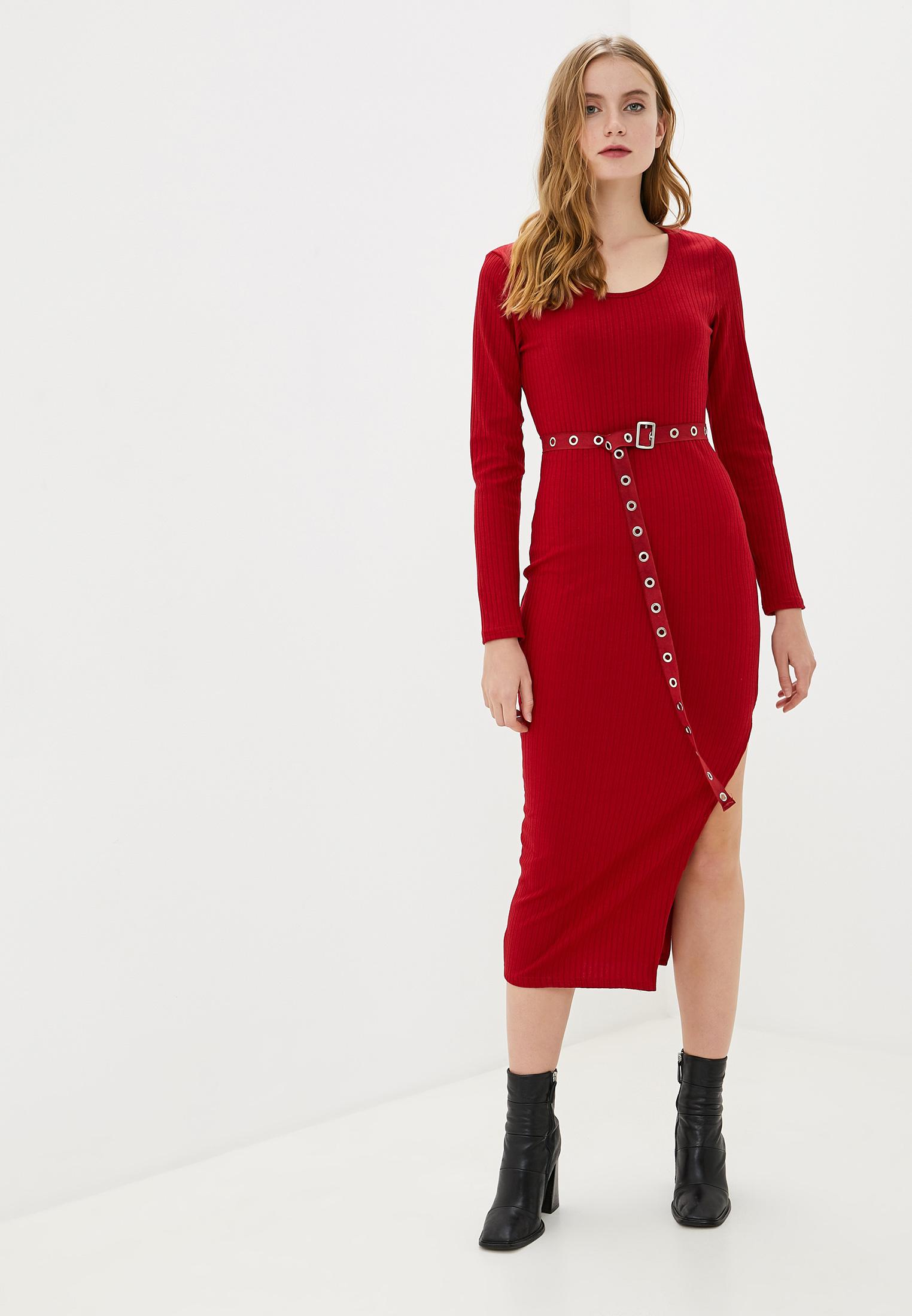 Вязаное платье Miss Gabby 115