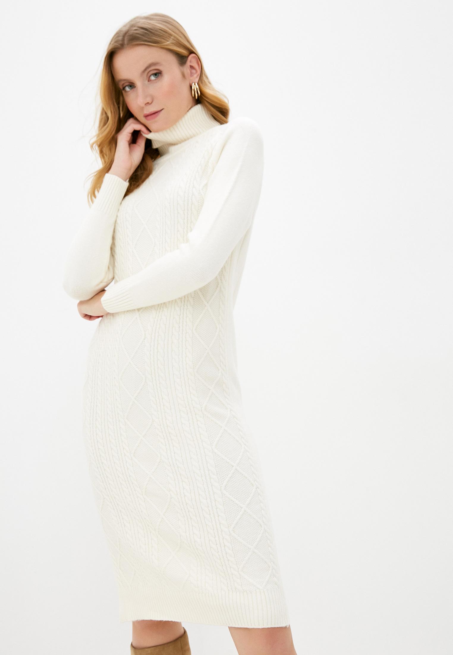 Вязаное платье Miss Gabby 8081