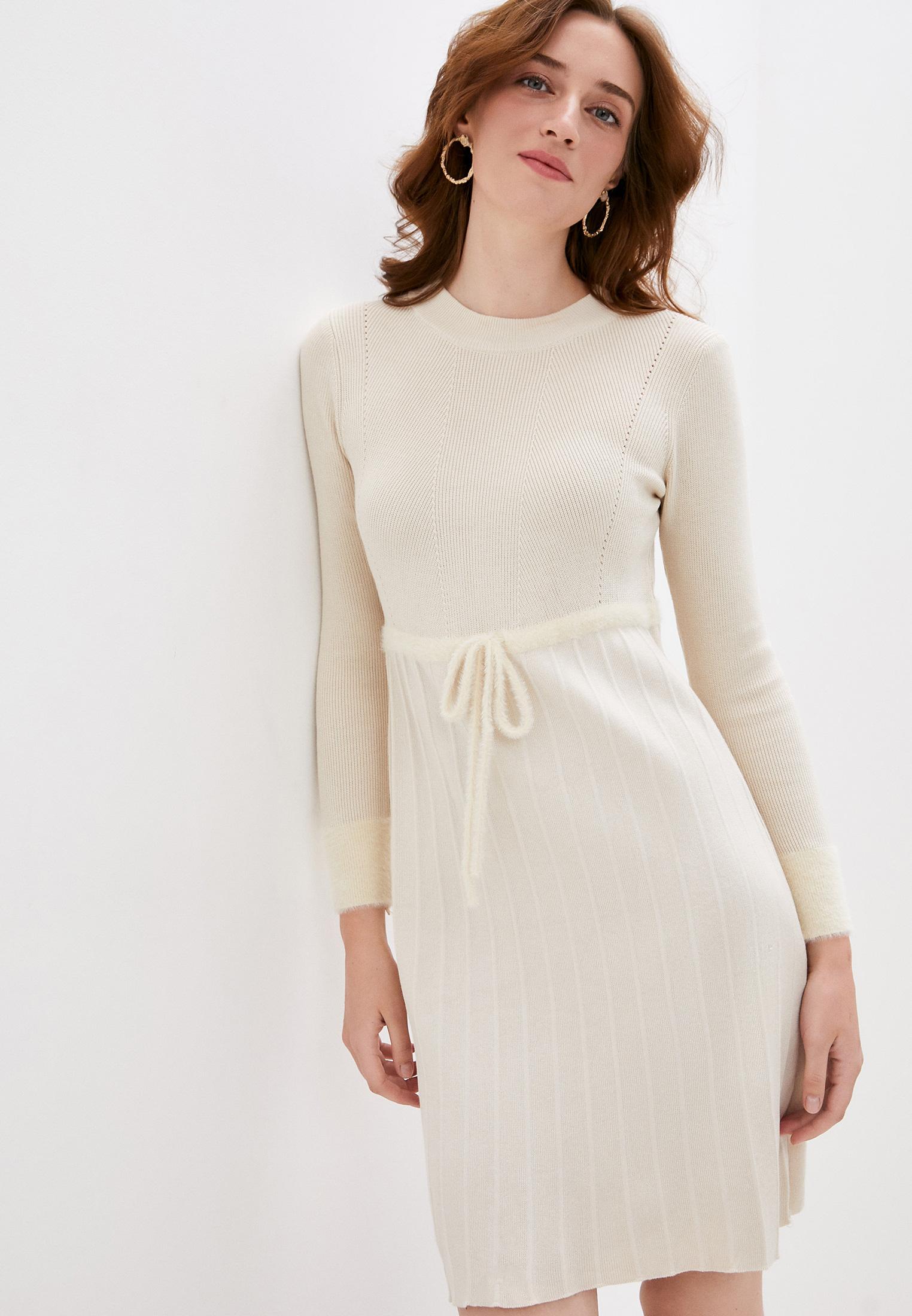 Вязаное платье Miss Gabby 8139