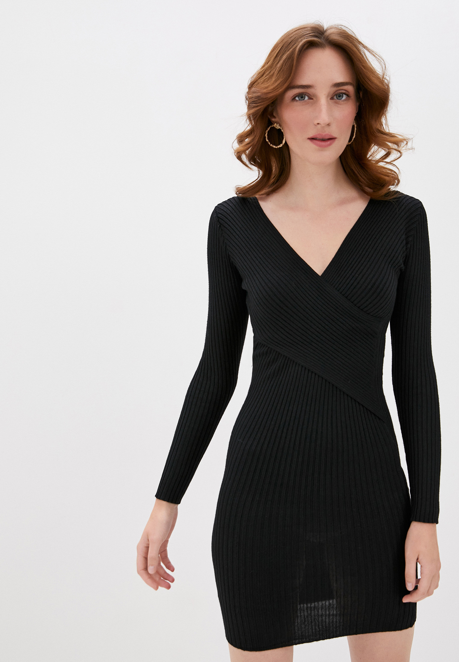 Вязаное платье Miss Gabby 8143