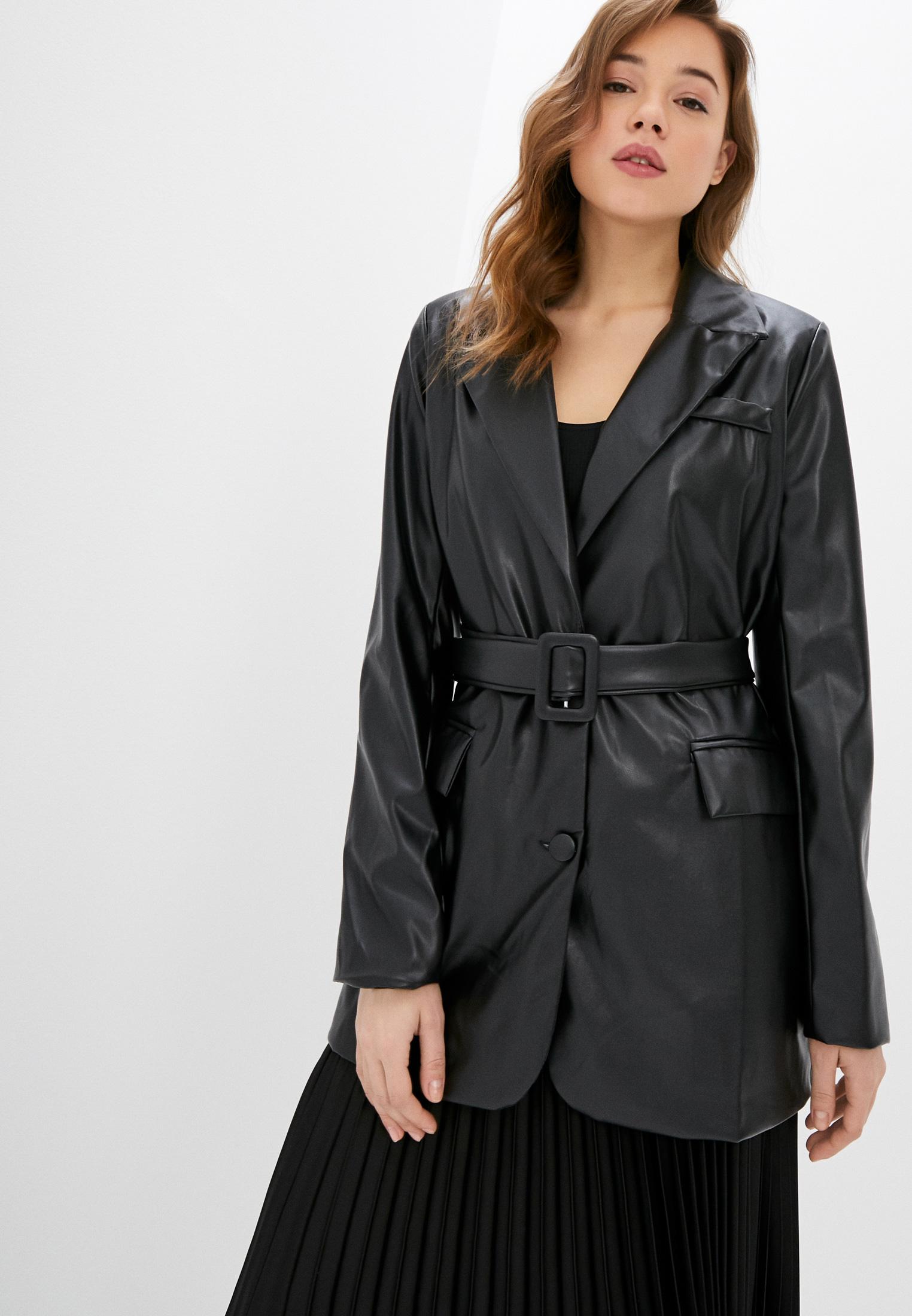Кожаная куртка Miss Gabby 4040