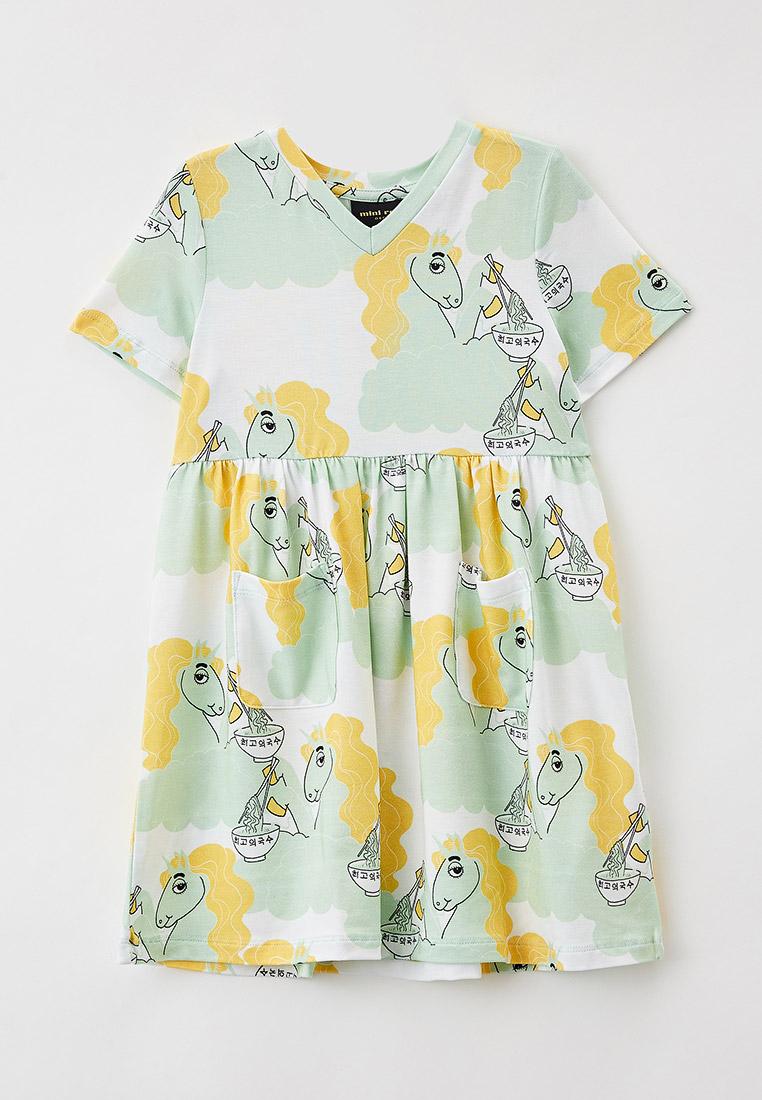Повседневное платье Mini Rodini Платье Mini Rodini