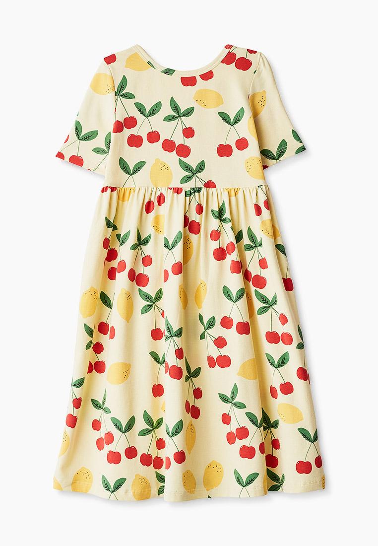 Повседневное платье Mini Rodini 21250121