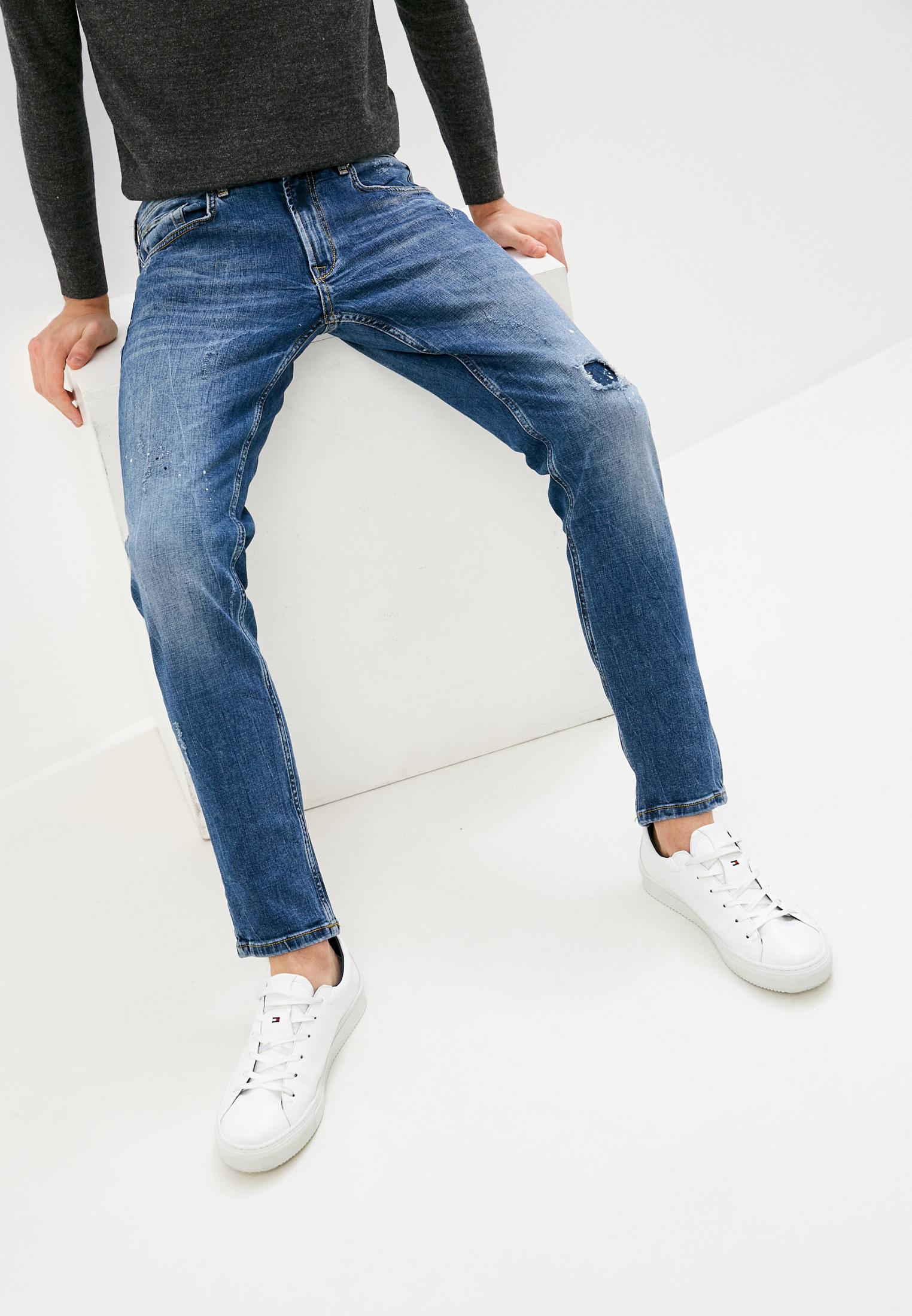 Зауженные джинсы Miguel Bharross MBJ7693