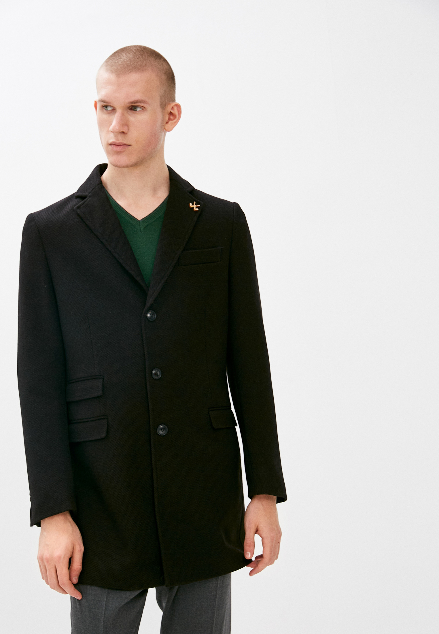 Мужские пальто Miguel Bharross 4489MB005