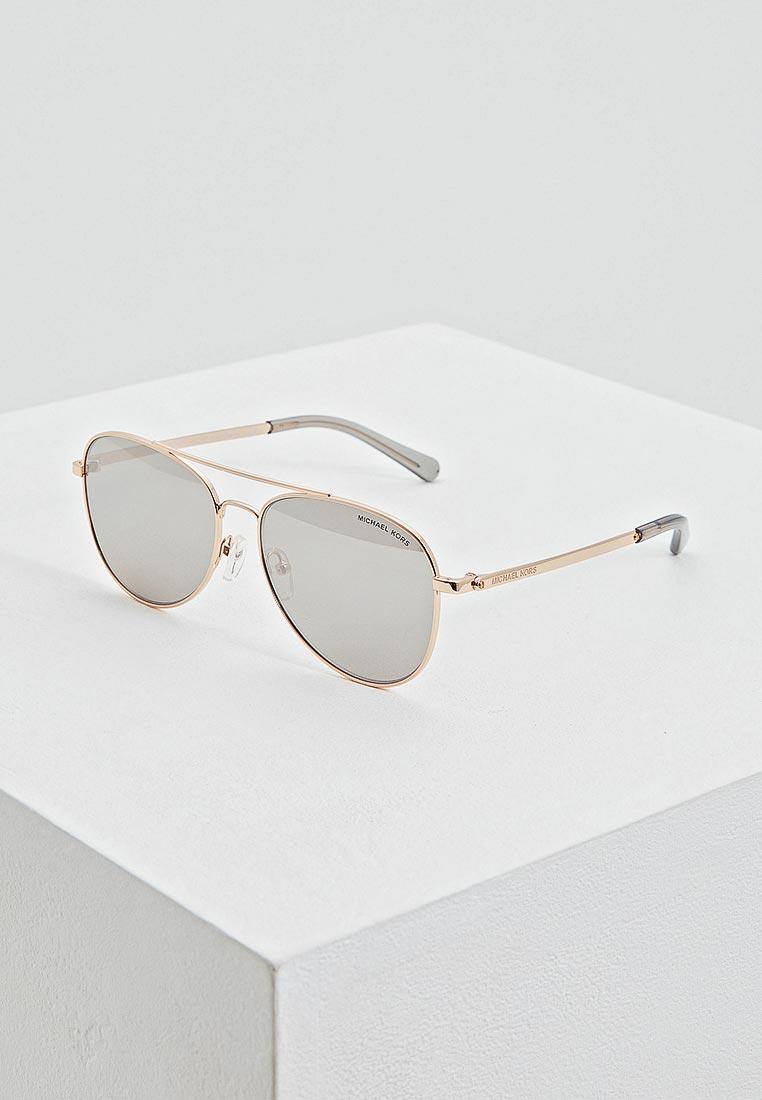 Женские солнцезащитные очки Michael Kors 0MK1045