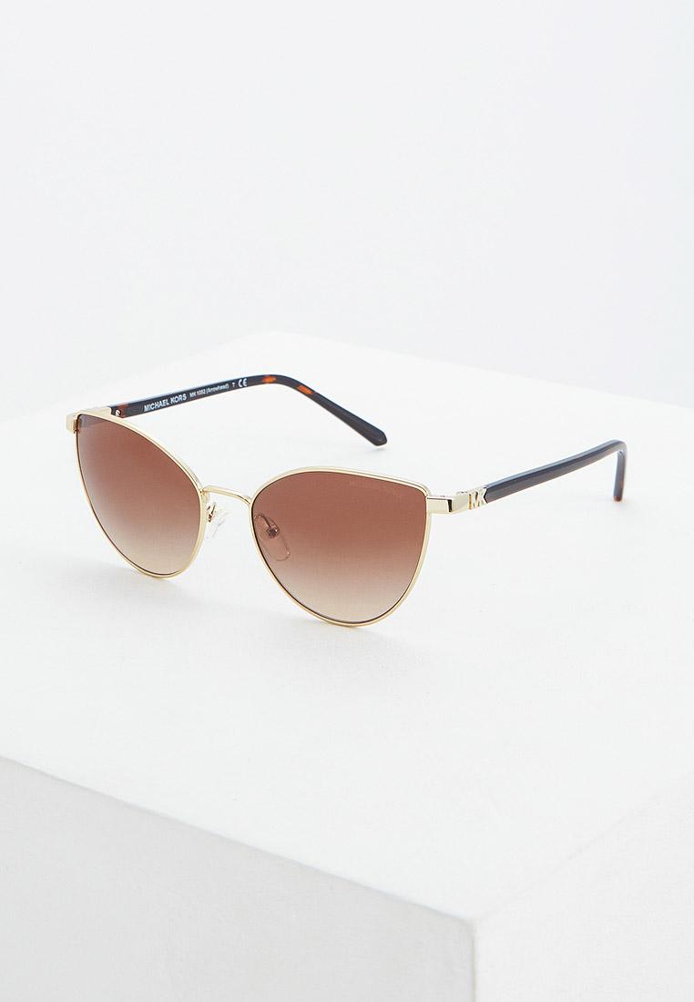 Женские солнцезащитные очки Michael Kors 0MK1052