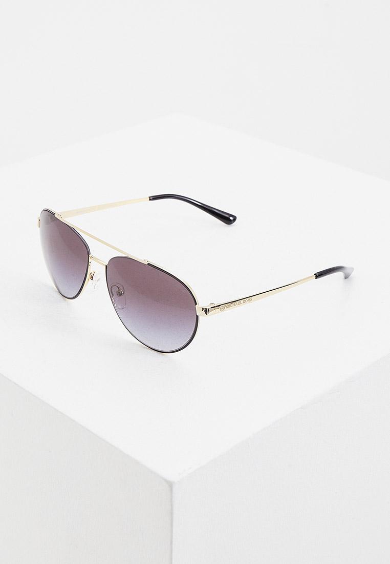 Женские солнцезащитные очки Michael Kors 0MK1071