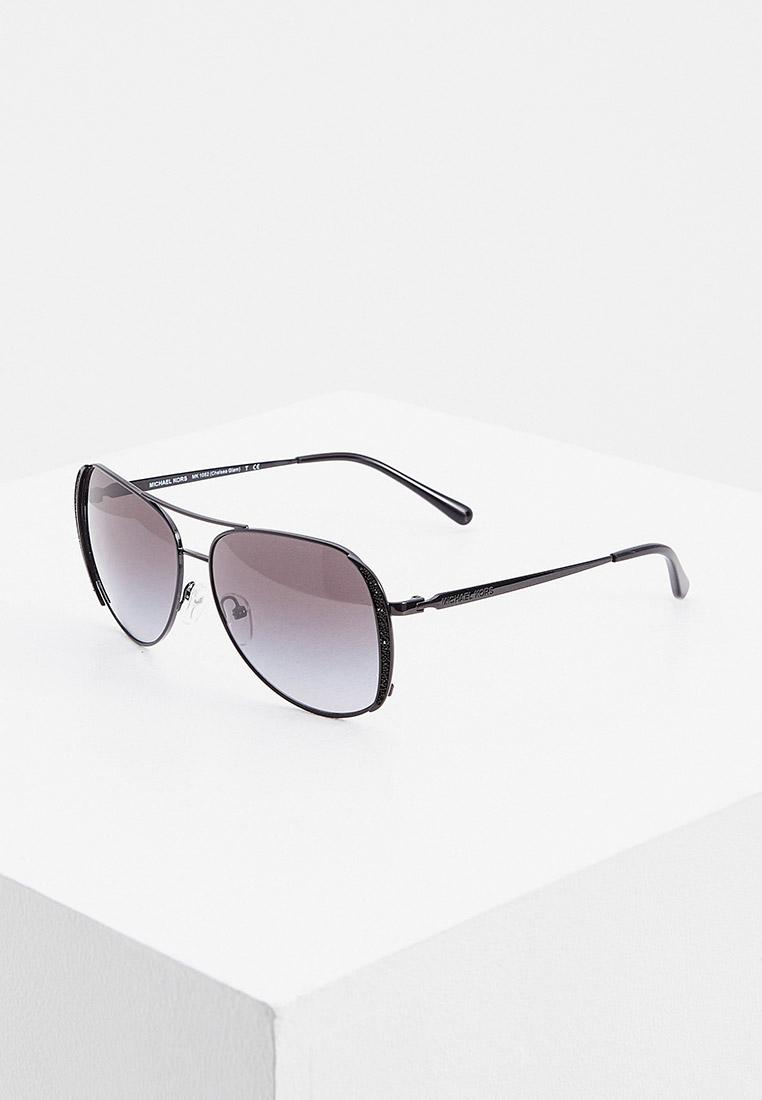 Женские солнцезащитные очки Michael Kors 0MK1082