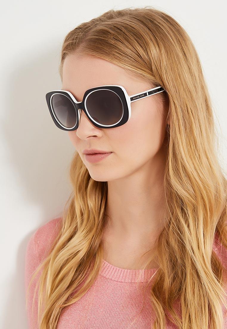 Женские солнцезащитные очки Michael Kors 0MK2050: изображение 5
