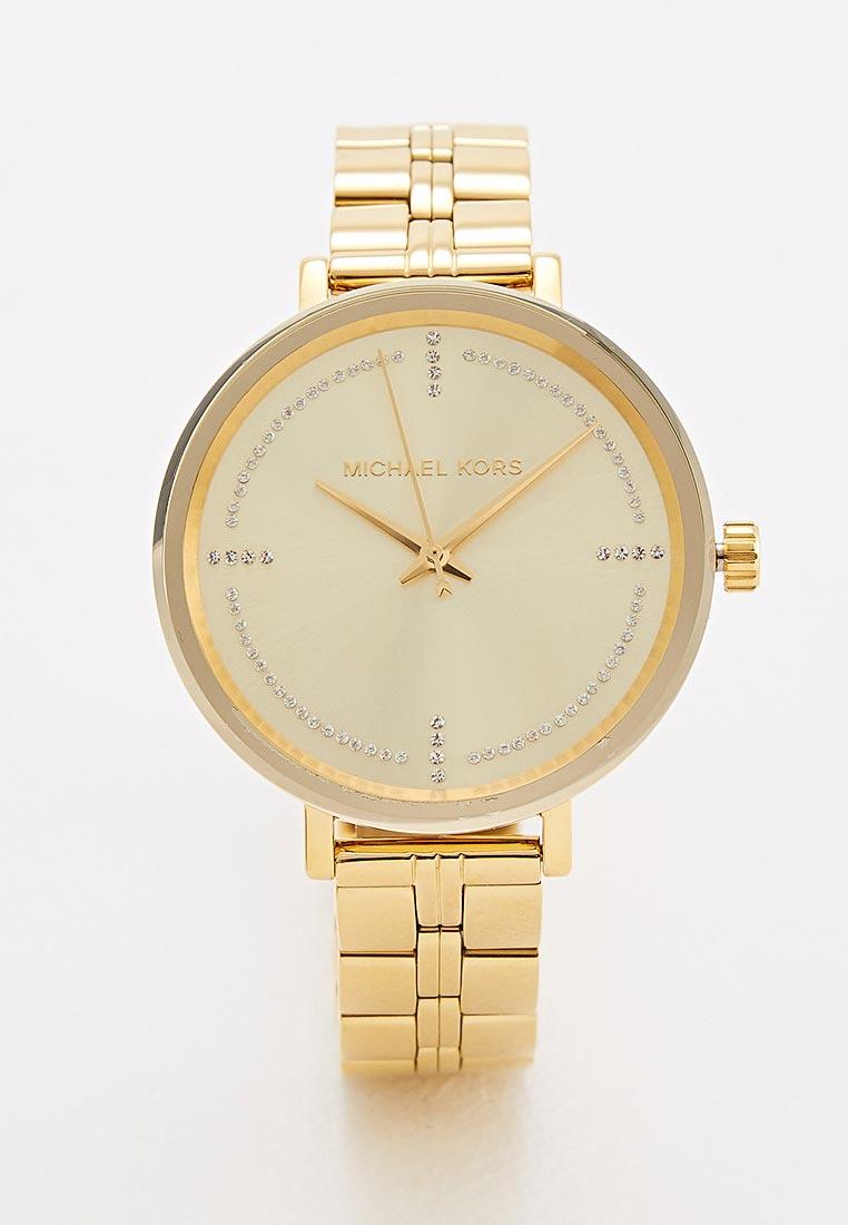 Часы Michael Kors MK3792: изображение 6